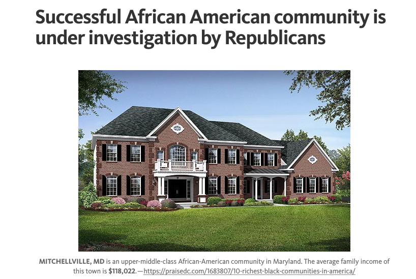 Successful African American community is under investigation by Republicans.clipular.png