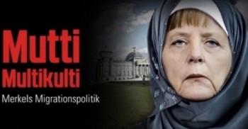 Merkel - mutti multikulti
